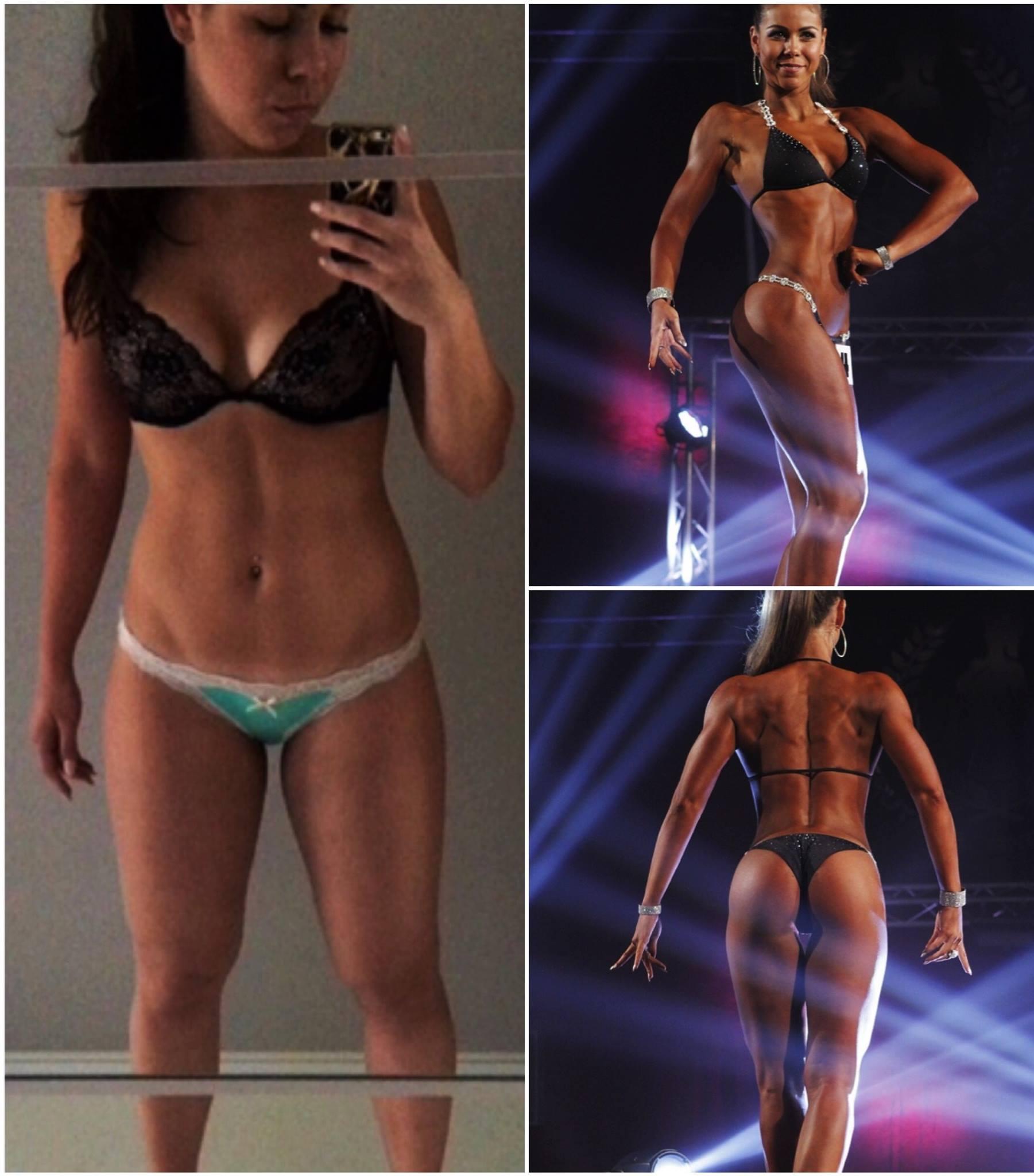 Vaše proměny | Bikini: http://www.bikini-fitness.cz/vase-promeny/