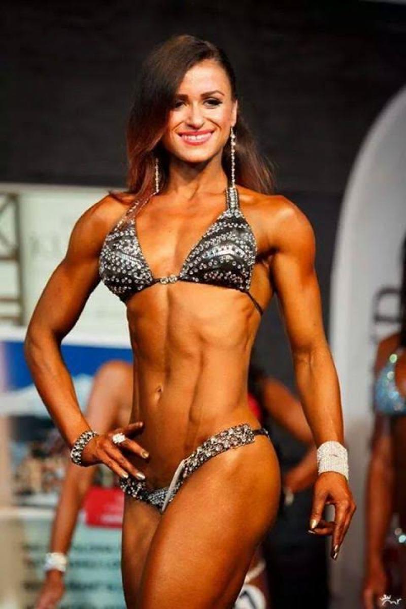 Vodilová Gabriela - BodyFitness