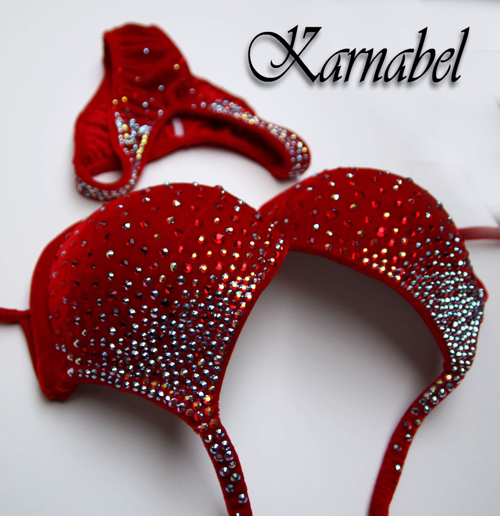 Plavky - Karnabel