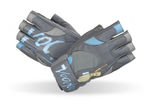 MADMAX Fitness rukavice VOODOO BLUE