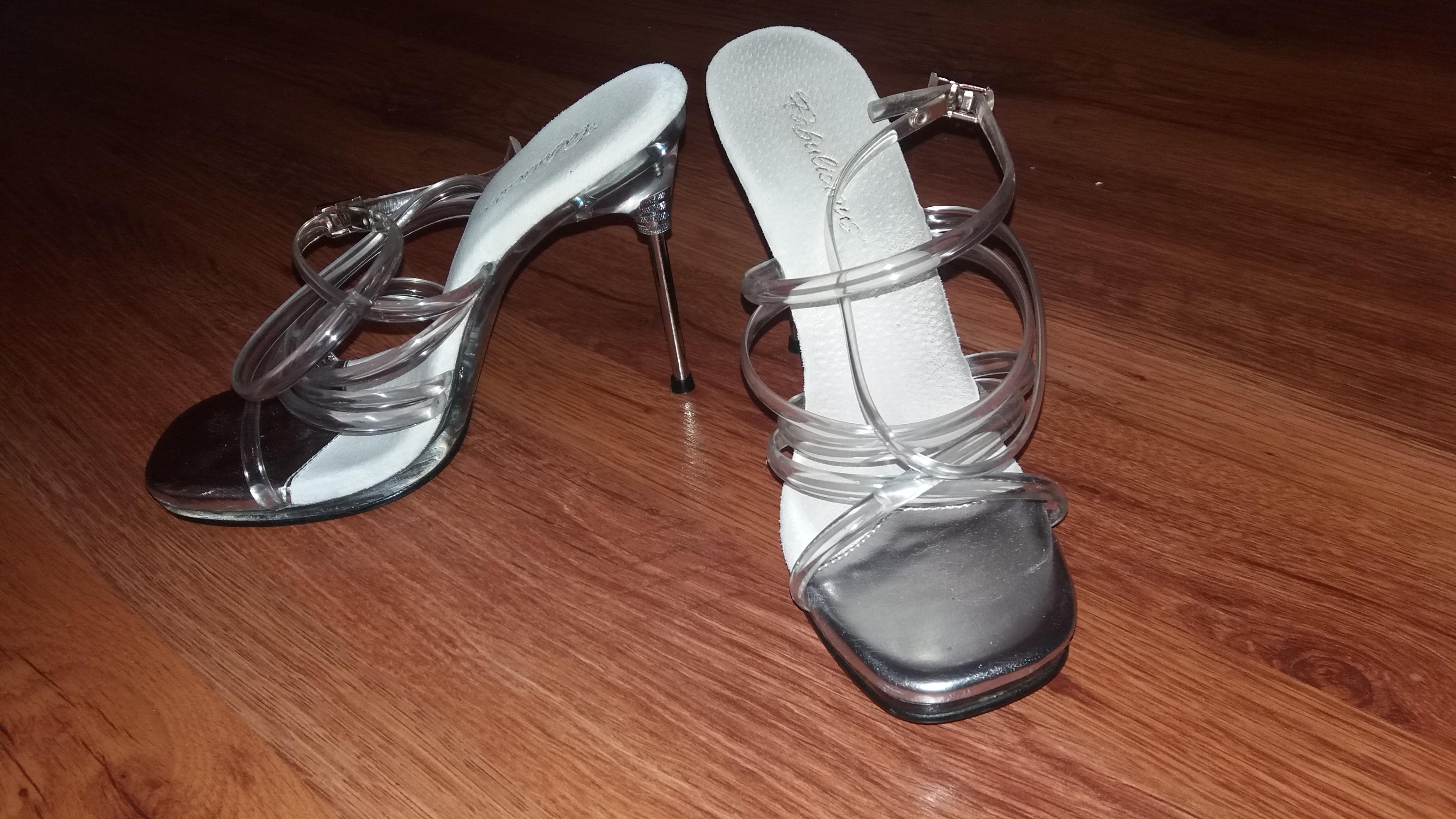 Závodní obuv- velikost 39